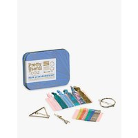 Pretty Useful Tools Hair Accessories Set, Azure Blue