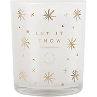 Katie Loxton Let It Snow Scented Candle