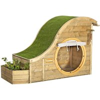 "Plum Discoveryâ"" Wooden Nature Play Hideaway"