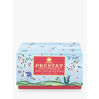 Prestat Ruby Chocolate Thins, 200g