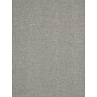 John Lewis Windsor Cotton Blend Plain Fabric, Charcoal, Price Band B