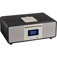 Cello Hi-Fi Music System with DAB/DAB+/FM/Internet Radio, CD Player, Wi-Fi & Bluetooth