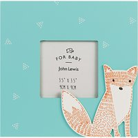 John Lewis Baby Forest Friends Photo Frame
