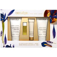 Declor Aroma Firmness Discovery Kit - Face