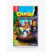 Crash Bandicoot N. Sane Trilogy, Switch