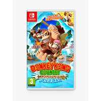 Donkey Kong Country: Tropical Freeze, Switch
