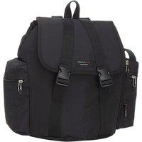 Storksak Travel Backpack Bag, Black
