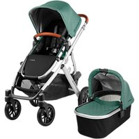 UPPAbaby Vista Pushchair and Carrycot, Emmett