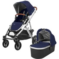 UPPAbaby Vista Pushchair and Carrycot, Taylor