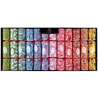 John Lewis & Partners Rainbow 12 Days of Christmas Crackers, Pack of 12