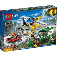 LEGO City 60175 Mountain Arrest
