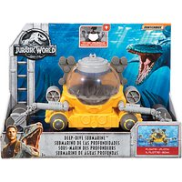 Jurassic World Match Deep-Dive Submarine