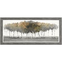 Adelene Fletcher - Chorus Line Embellished Framed Print & Mount, 57 x 129cm