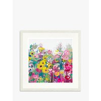 Nongkran Pornmingmas - Bright Meadow Framed Print & Mount, 36 x 36cm