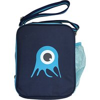 Tinc Tonkin Insulated Lunch Bag With Carry Handle, Navy/Blue