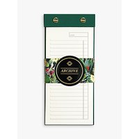 Archive Magnetic List Pad