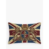 John Lewis Union Flag Crest Cushion