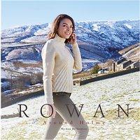 Rowan Around Holme by Lisa Richardson Knitting Pattern Book