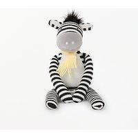 John Lewis & Partners Zana The Zebra Soft Toy
