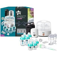 Tommee Tippee Advanced Anti-Colic Complete Feeding Set, White