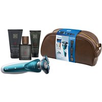 Philips S7370/12 Wet & Dry Electric Shaver with Rituals Perfect Shave Kit & Wash Bag