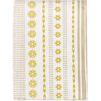John Lewis & Partners Gold Star Tablecover