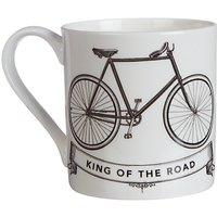 Chase and Wonder King of the Road Fine China Mug, White
