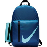 Nike Children's Elemental Backpack, Gym Blue/Black/Blue Chill