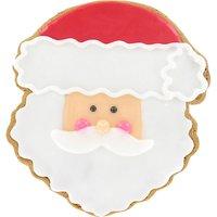 Image on Food Gingerbread Biscuit Santa, 120g