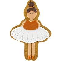 Image on Food Gingerbread Biscuit Ballerina, 90g