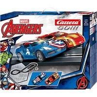 Marvel Avengers Carrera Go!!!