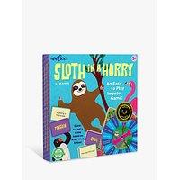 eeBoo Sloth in a Hurry Board Game