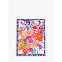Anthropologie Bridgette Thornton Floral Tea Towel, Multi