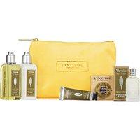 L'Occitane Verbena Collection Bodycare Gift Set