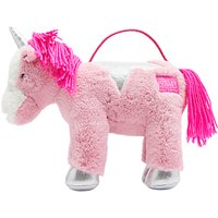 Joules Unicorn Children's Bag, Pink
