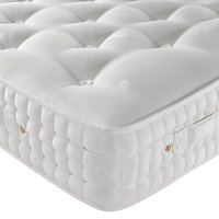 John Lewis & Partners Natural Collection Swaledale Wool 9000 Ortho Support, Single, Firm Tension Pocket Spring Mattress