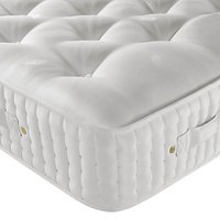John Lewis & Partners Natural Collection Cashmere 21000 Luxury Support, Double, Firm Tension Pocket Spring Mattress