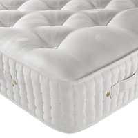 John Lewis & Partners Natural Collection Silk 17000 Ortho Support, Double, Firm Tension Pocket Spring Mattress