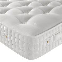 John Lewis & Partners Natural Collection Swaledale Wool 9000 Ortho Support, Double, Firm Tension Pocket Spring Mattress
