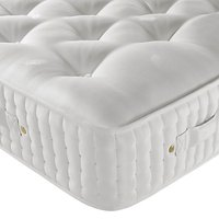 John Lewis & Partners Natural Collection Goat Angora 14000 Comfort Support, Small Double, Medium Tension Pocket Spring Mattress