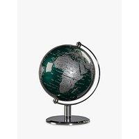 Wild & Wolf Green & Chrome 6 Globe