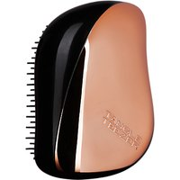 Tangle Teezer Compact Styler Detangling Hair Brush, Rose Gold Luxe
