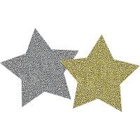 Vigar Christmas Star Scrubber Sponge, Pack of 2