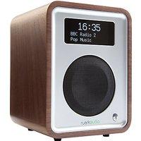 Ruark R1 MK3 DAB Bluetooth Digital Radio, Walnut, B Grade