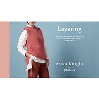 Erika Knight for John Lewis Layering Knitting Pattern Book