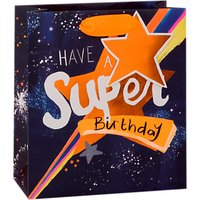 Paper Salad Super Birthday Gift Bag, Medium