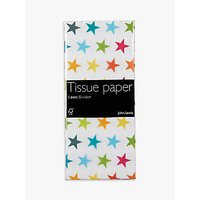 John Lewis Bright Stars Tissue Paper, Pack of 5