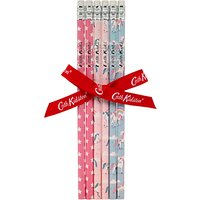 Cath Kidston Unicorn Pencils, Pack of 6, Pink