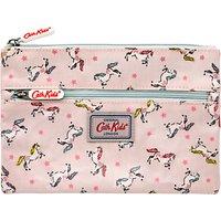 Cath Kidston Unicorn Ditsy Pencil Case, Pink