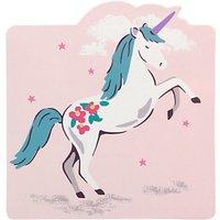 Cath Kidston Unicorn Print Sticky Notepad